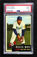 High # - Willie Mays [PSA 3.5 VG+]