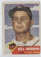 Bill Norman [Good to VG‑EX]