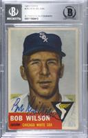 High # - Bob Wilson [BAS Certified BGS Encased]