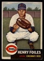Henry Foiles [VG]