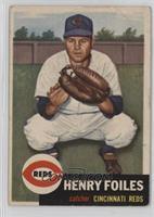Henry Foiles [PoortoFair]