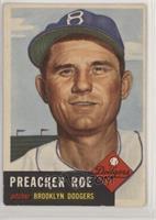 High # - Preacher Roe