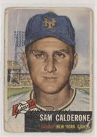 High # - Sam Calderone [PoortoFair]