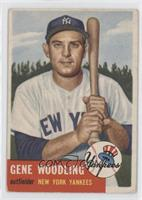 Gene Woodling [Good to VG‑EX]