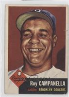 Roy Campanella [GoodtoVG‑EX]