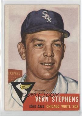 1953 Topps - [Base] #270 - Vern Stephens [Good to VG‑EX]