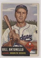High # - Bill Antonello
