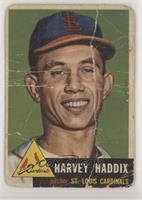 Harvey Haddix [Poor]