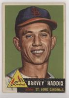 High # - Harvey Haddix