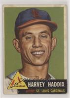 High # - Harvey Haddix [Good to VG‑EX]