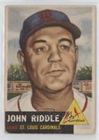 High # - John Riddle [PoortoFair]