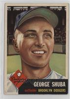 George Shuba [GoodtoVG‑EX]