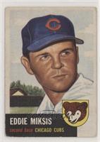Eddie Miksis [PoortoFair]