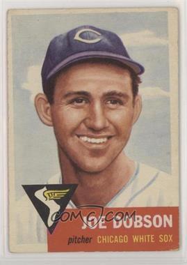 1953 Topps - [Base] #5 - Joe Dobson [GoodtoVG‑EX]