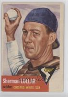 Sherman Lollar [NoneGoodtoVG‑EX]