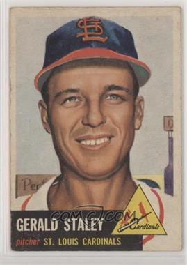 1953 Topps - [Base] #56 - Gerald Staley [NonePoortoFair]
