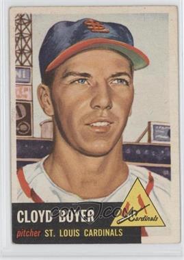 1953 Topps - [Base] #60 - Cloyd Boyer [Poor]