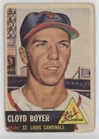Cloyd Boyer [Poor]