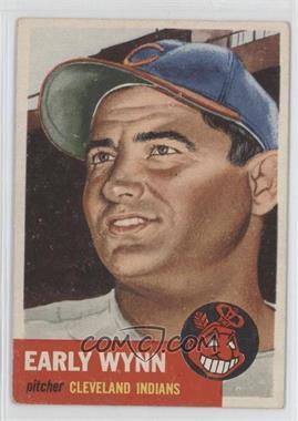 1953 Topps - [Base] #61 - Early Wynn