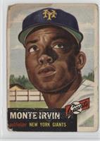 Monte Irvin [Poor]