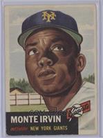 Monte Irvin [GoodtoVG‑EX]