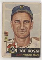 Joe Rossi [NonePoortoFair]