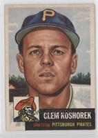 Clem Koshorek