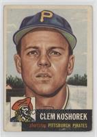 Clem Koshorek [GoodtoVG‑EX]