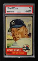 Mickey Mantle [PSA 1.5 FR (MK)]