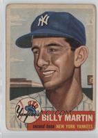 Billy Martin (Bio Information in Black) [NonePoortoFair]