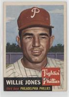 Willie Jones (Bio Information in Black) [NoneGoodtoVG‑E…