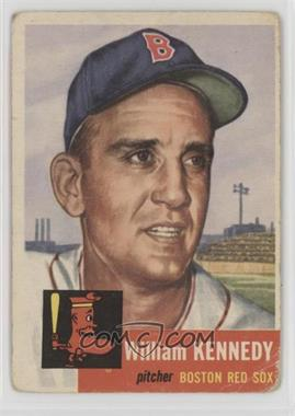 1953 Topps - [Base] #94 - Bill Kennedy (Bio Information in White) [Poor]