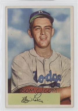 1954 Bowman - [Base] #106 - Clem Labine
