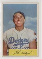 Gil Hodges (Field Avg is .992 & .991)