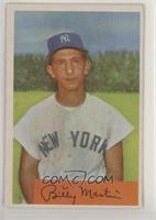 Billy Martin (Field Avg is .985 & .983)