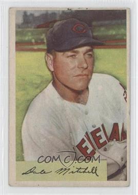 1954 Bowman - [Base] #148 - Dale Mitchell