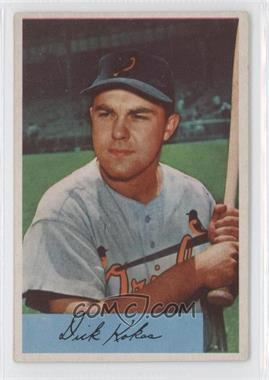 1954 Bowman - [Base] #37 - Dick Kokos