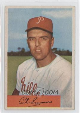1954 Bowman - [Base] #79 - Curt Simmons