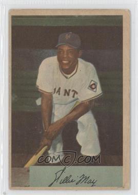 1954 Bowman - [Base] #89 - Willie Mays [GoodtoVG‑EX]
