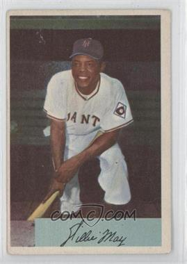 1954 Bowman - [Base] #89 - Willie Mays