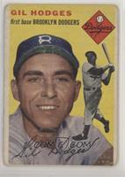 Gil Hodges [Poor to Fair]