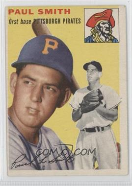 1954 Topps - [Base] #11 - Paul Smith