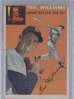 Ted Williams (White Back) [NoneGoodtoVG‑EX]