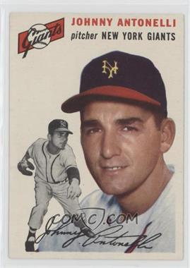 1954 Topps - [Base] #119 - Johnny Antonelli