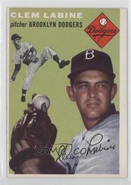 1954 Topps - [Base] #121 - Clem Labine