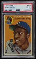 Hank Aaron [PSA 2 GOOD]