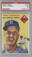 Tom Lasorda [PSA 5]