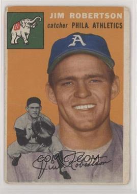 1954 Topps - [Base] #149 - Jim Robertson [PoortoFair]