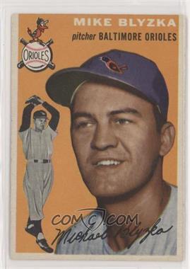 1954 Topps - [Base] #152 - Mike Blyzka [GoodtoVG‑EX]