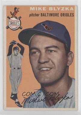 1954 Topps - [Base] #152 - Mike Blyzka